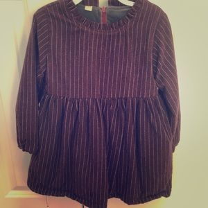 Other - Girl's Heavy Dress with Fleece lining, size 4